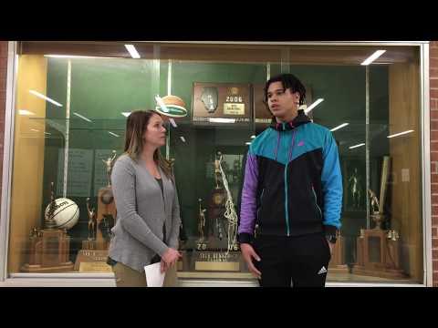 MTI Defensive Player of the Week: Khalel Danage, Richwoods High School
