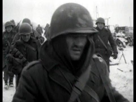 Battle of St. Vith - World War II