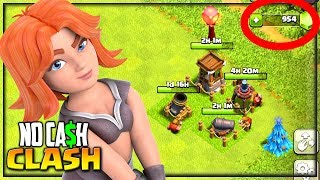 WE MAXED OUT! Clash of Clans No Cash Clash #23 | CoC |