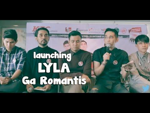 Launching Lyla Ga Romantis 23 Oktober 2015
