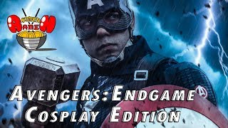 Avengers: Endgame-Cosplay Edition