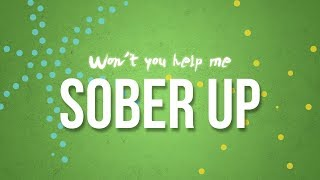 AJR - Sober Up (Lyric Video)
