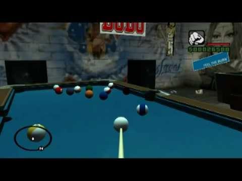 SA-MP: Pool Challenge