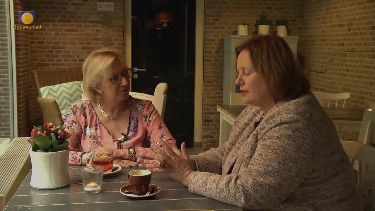 2017 week 45 - Gesprek met wethouder Daphne Bergman
