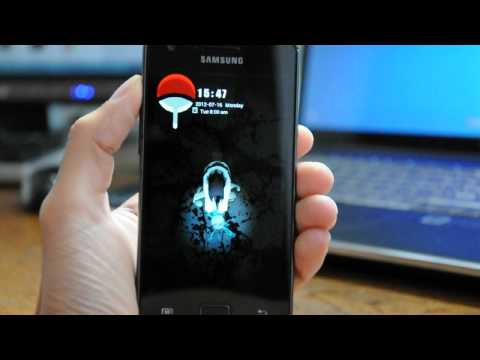 art chidori hd theme go locker apk