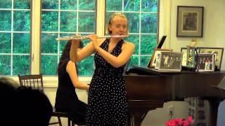 Emma Resmini: Bach Sonata in E Minor; I. Adagio ma non tanto