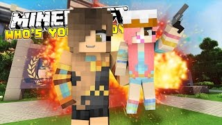 Minecraft Who's Your Daddy - YANDERE HIGH BLOWS UP!