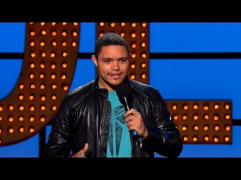 You Obey Traffic Lights?! | Trevor Noah | Live at the Apollo | BBC Comedy Greats