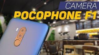 Vì cấu hình nên camera Pocophone F1 sẽ lởm?