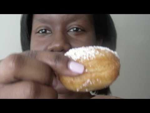 Vegan Beignets Recipe - Cafe Du Monde Style - New Orleans Mardi Gras