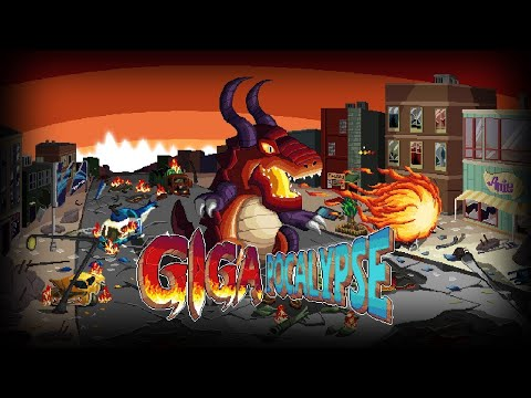 Gigapocalypse Preview Gameplay No Commentary |