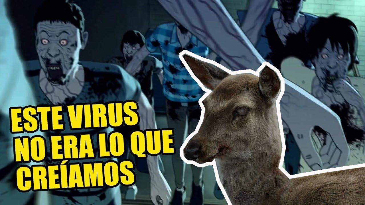 cual es el origen del virus en guerra mundial z