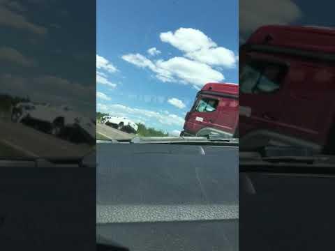 Grave accidente en ruta 11 en cercanías de Costa grande