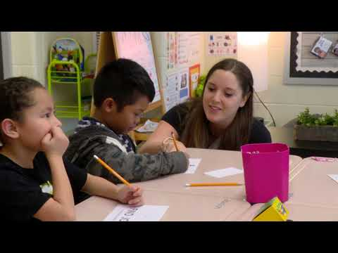 MCPS Moment - Rock Creek Forest Elementary School Caring Week