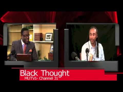 INTERVIEW WITH ERIC JEROME DICKEY  BLACK THOUGHT SHOW   720p