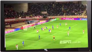Video Gol Pertandingan AS Monaco vs Juventus