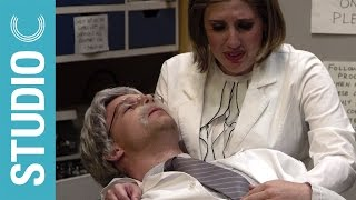 Most Awkward Death Scene of All Time
