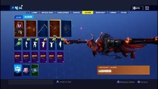 LAVA LEGENDS PACK REVIEW! - Fortnite Season 8