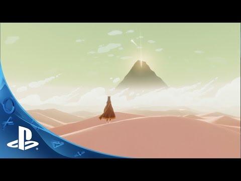 Journey будет перенесена на ПК, дата выхода уже известна