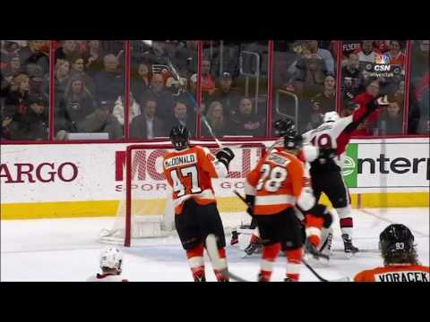 Ottawa Senators vs Philadelphia Flyers - March 28, 2017 | Game Highlights | NHL 2016/17