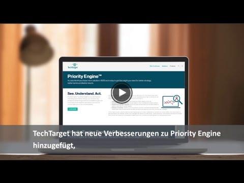 Priority Engine Highlights: Schnellere Umsatzgenerierung durch effektiveres B2B-Marketing