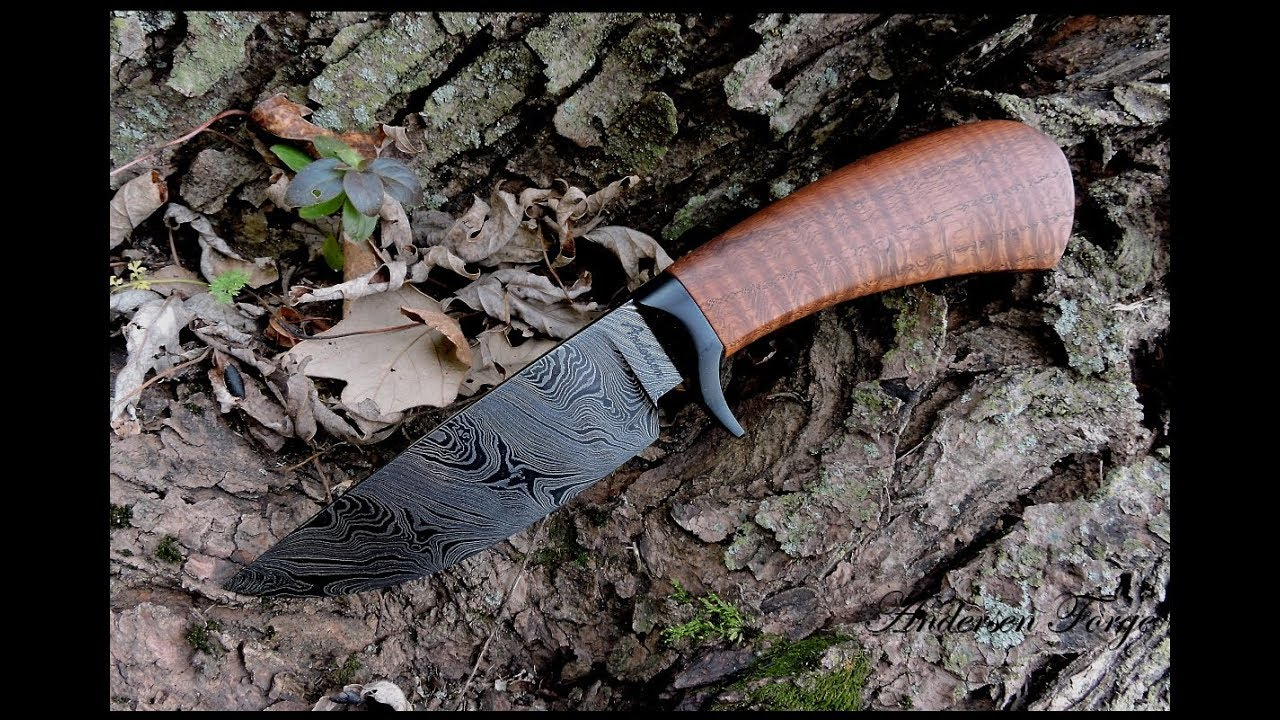 Individually Handcrafted Knives for the Custom Knife Enthusiast