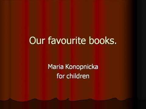Maria Konopnicka - Polish Writer