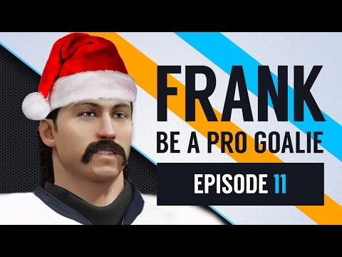 NHL 17 Be a Pro Goalie – Episode 11: Christmas Special