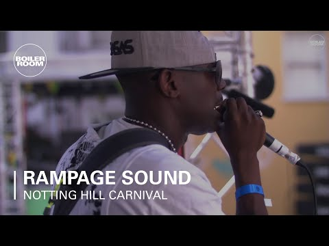 Rampage Sound Boiler Room x Notting Hill Carnival 2017 DJ Set