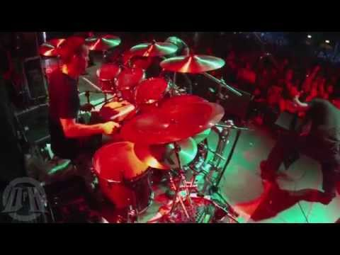 SUFFOCATION@Breeding The Spawn-Kevin Talley-Live in Poland-Warsaw 2015 (Drum Cam)