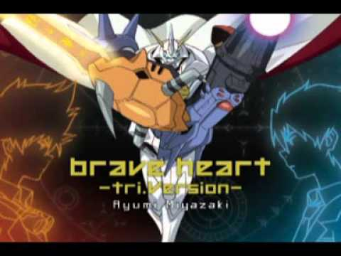 Digimon Adventure Tri Original Soundtrack-Brave hearts