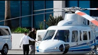 La última imagen del helicóptero de Kobe Bryant antes del accidente fatal YouTube Videos