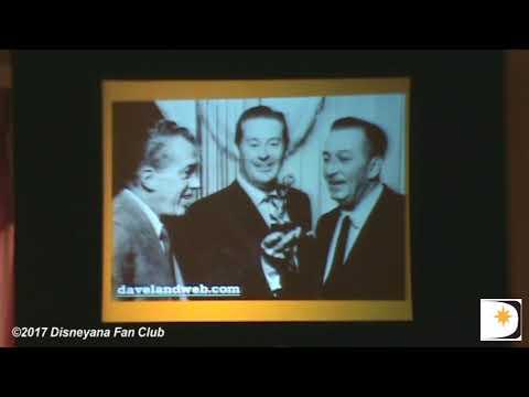 2016 DFC Convention How Don DeFore Met Walt Disney
