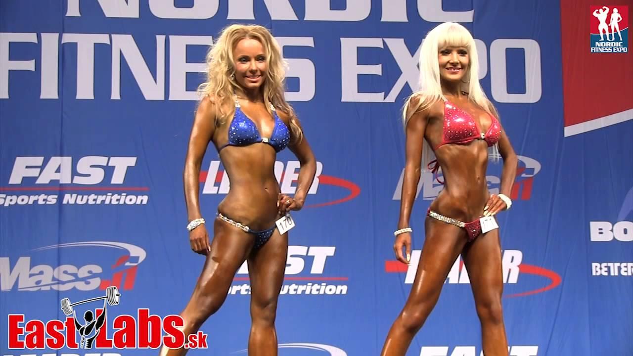 Bikini Fitness Suomi