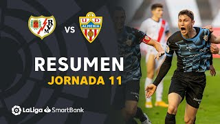 La ud almería gana en vallecas gracias a un gol de jorge cuenca última jugada del partido #rayoalmería j11 laliga smartbank 2020/2021subscribe to lali...