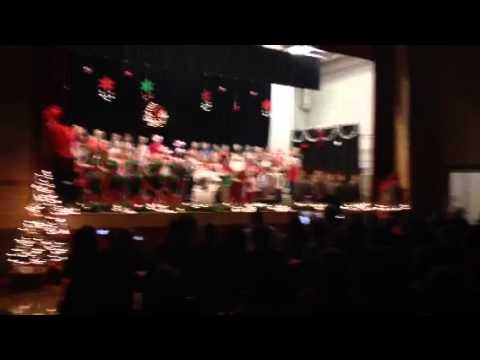Ritzville Grade School Christmas Play 2