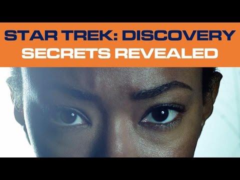 Star Trek: Discovery BIG SECRETS REVEALED