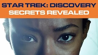Star Trek: Discovery BIG SECRETS REVEALED