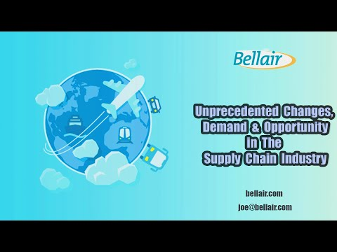 Unprecedented Changes, Demand & Opportunity in the Supply Chain Industry | Logical Logistics
