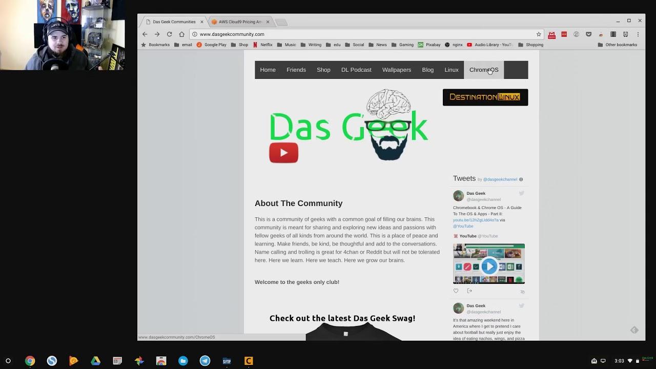 Chromebook: Web Development & Coding In Chrome OS Part III