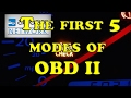 The Trainer #62:  Digging Into The First 5 Modes Of OBD II