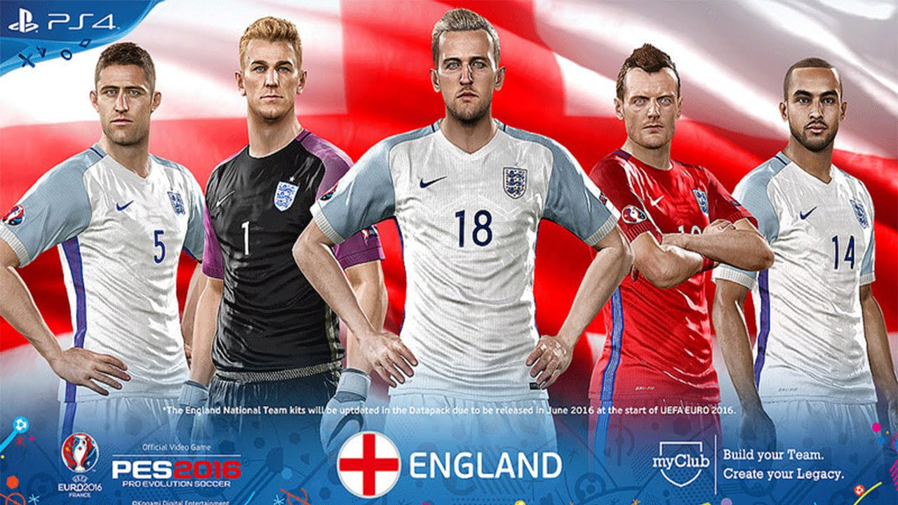 7ed24d85973 EURO 2016 (Official Game) - ENGLAND'S ROAD TO FINAL #4 CAN WE WIN IT?? -  YouTube