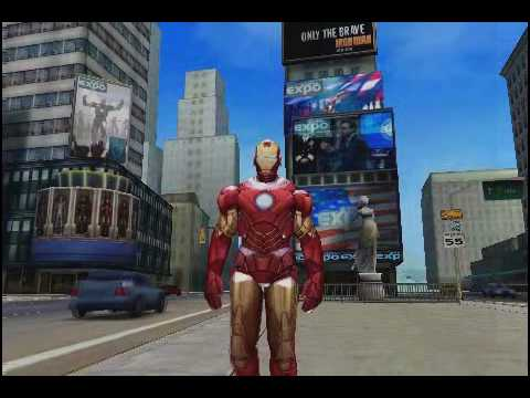 Iron Man 2 - IPhone/iPod Touch - Game Trailer