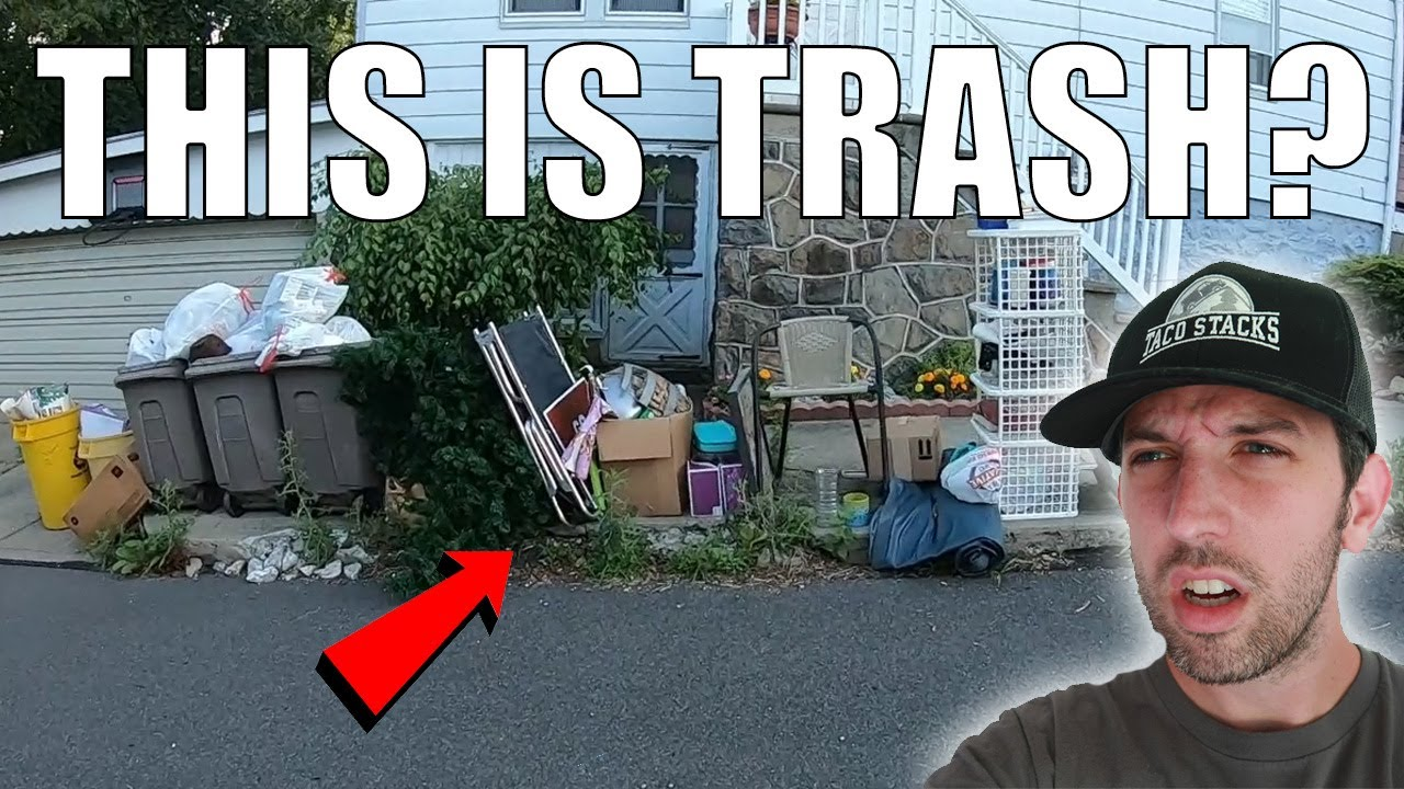 Why Did They TOSS This Away In The Trash? - Trash Picking Ep. 315