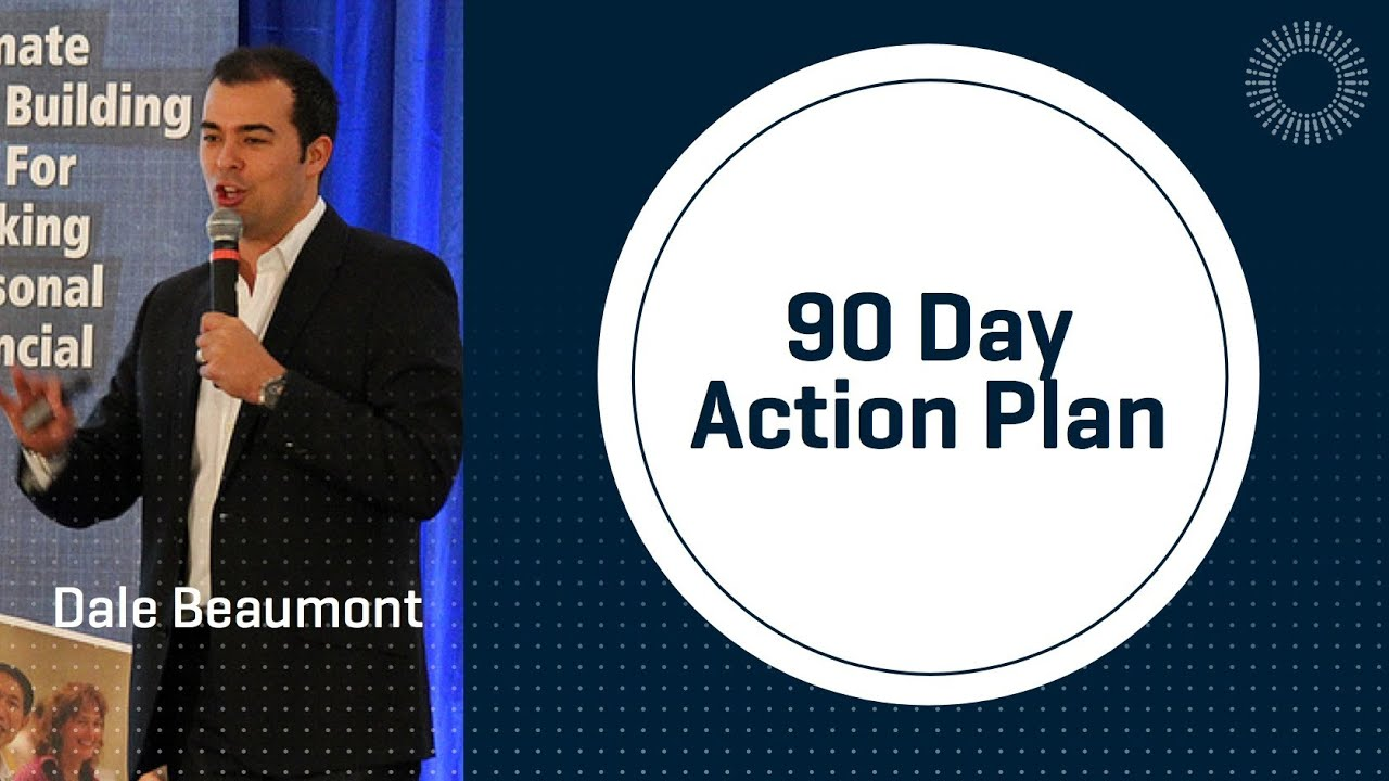 90 day action plan youtube