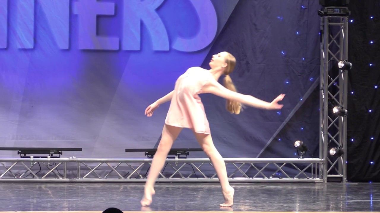 Samantha Ladner - Teen Dancer of the Year & Teen Miss Headliner