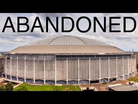Abandoned - Houston Astrodome