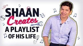 Shaan creates a playlist of his life for Pinkvilla| 'Its Natural| Lifestyle| Bollywood