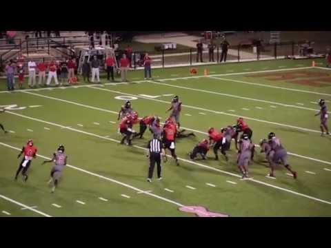 Deion Sanders (Triple A Academy Stallions) VS Central Red Devils