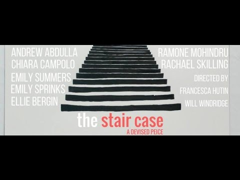 Shoreline Theatre - 'the stair case' A Devised Piece